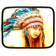 Indian 12 Netbook Case (xxl)  by indianwarrior