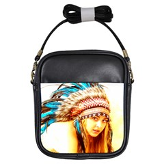 Indian 12 Girls Sling Bags by indianwarrior