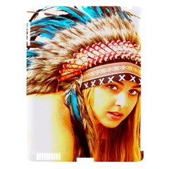 Indian 12 Apple Ipad 3/4 Hardshell Case (compatible With Smart Cover) by indianwarrior