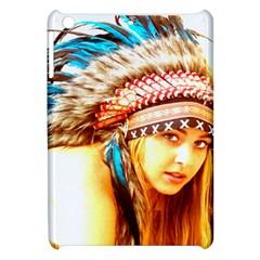 Indian 12 Apple Ipad Mini Hardshell Case by indianwarrior