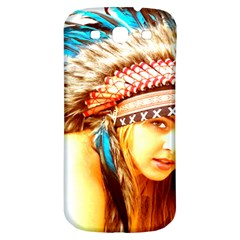 Indian 12 Samsung Galaxy S3 S Iii Classic Hardshell Back Case by indianwarrior
