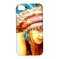 Indian 12 Apple Iphone 4/4s Hardshell Case With Stand by indianwarrior