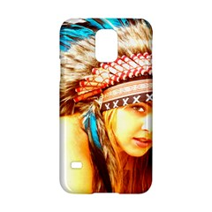 Indian 12 Samsung Galaxy S5 Hardshell Case  by indianwarrior