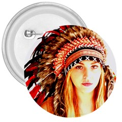 Indian 3 3  Buttons by indianwarrior