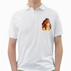 Indian 3 Golf Shirts by indianwarrior
