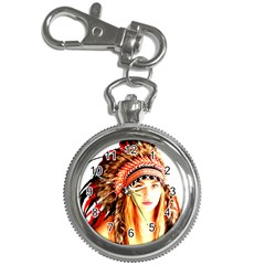 Indian 3 Key Chain Watches by indianwarrior