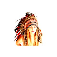 Indian 3 Shower Curtain 48  X 72  (small)  by indianwarrior