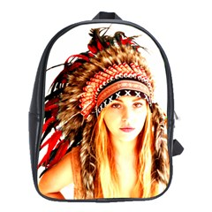 Indian 3 School Bags (xl)  by indianwarrior