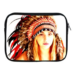 Indian 3 Apple Ipad 2/3/4 Zipper Cases by indianwarrior
