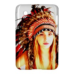 Indian 3 Samsung Galaxy Tab 2 (7 ) P3100 Hardshell Case  by indianwarrior