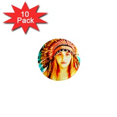 Indian 29 1  Mini Magnet (10 Pack)  by indianwarrior