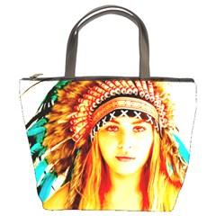 Indian 29 Bucket Bags