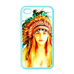 Indian 29 Apple Iphone 4 Case (color) by indianwarrior