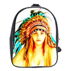 Indian 29 School Bags (xl)  by indianwarrior