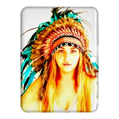 Indian 29 Samsung Galaxy Tab 4 (10 1 ) Hardshell Case  by indianwarrior