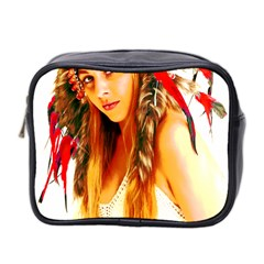 Indian 26 Mini Toiletries Bag 2 Side by indianwarrior