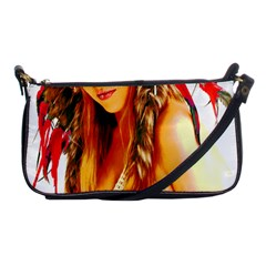 Indian 26 Shoulder Clutch Bags by indianwarrior