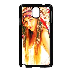 Indian 26 Samsung Galaxy Note 3 Neo Hardshell Case (black) by indianwarrior