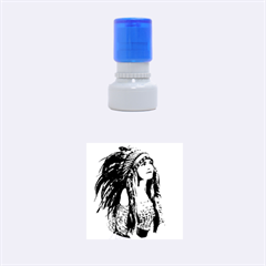 Indian 22 Rubber Round Stamps (Small) by indianwarrior