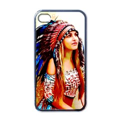 Indian 22 Apple Iphone 4 Case (black) by indianwarrior