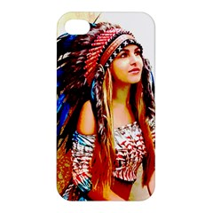 Indian 22 Apple Iphone 4/4s Hardshell Case by indianwarrior