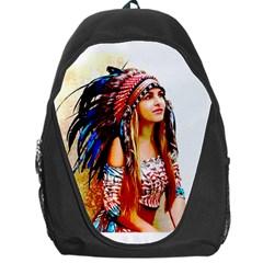 Indian 22 Backpack Bag by indianwarrior