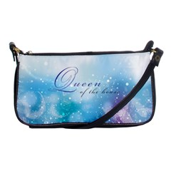 Queen Evening Bag by typewriter