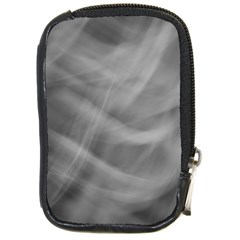Gray Fog Compact Camera Cases by timelessartoncanvas