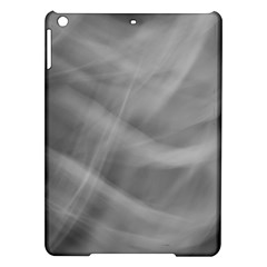 Gray Fog Ipad Air Hardshell Cases by timelessartoncanvas