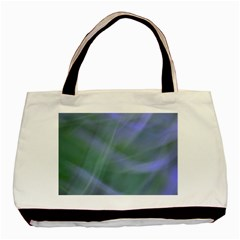 Purple Fog Basic Tote Bag (two Sides) by timelessartoncanvas