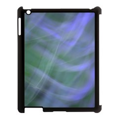 Purple Fog Apple Ipad 3/4 Case (black) by timelessartoncanvas