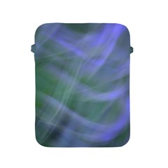 Purple Fog Apple Ipad 2/3/4 Protective Soft Cases by timelessartoncanvas