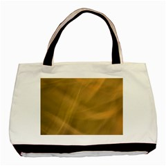 Brown Fog Basic Tote Bag (two Sides) by timelessartoncanvas
