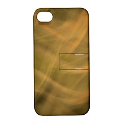 Brown Fog Apple Iphone 4/4s Hardshell Case With Stand by timelessartoncanvas