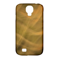 Brown Fog Samsung Galaxy S4 Classic Hardshell Case (pc+silicone) by timelessartoncanvas