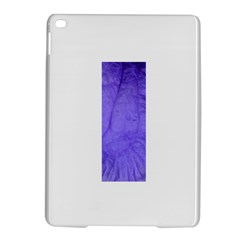 Purple Modern Leaf Ipad Air 2 Hardshell Cases by timelessartoncanvas