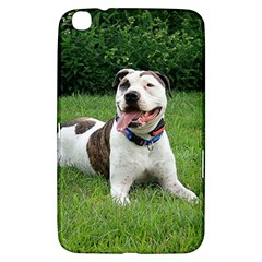 Pit Bull T Bone Samsung Galaxy Tab 3 (8 ) T3100 Hardshell Case  by ButThePitBull