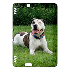 Pit Bull T Bone Kindle Fire Hdx Hardshell Case by ButThePitBull