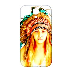 Indian 29 Samsung Galaxy S4 I9500/i9505  Hardshell Back Case
