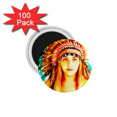 Indian 29 1 75  Magnets (100 Pack)  by indianwarrior