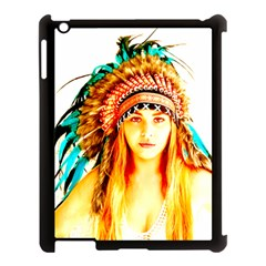 Indian 29 Apple Ipad 3/4 Case (black) by indianwarrior