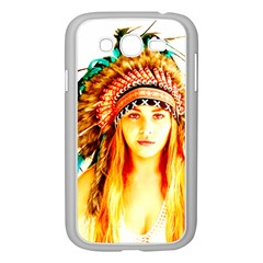 Indian 29 Samsung Galaxy Grand Duos I9082 Case (white) by indianwarrior