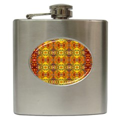 Roof555 Hip Flask (6 Oz)