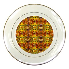 Roof555 Porcelain Plates by MRTACPANS