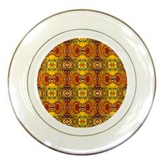 Roof555 Porcelain Plates