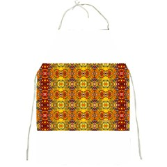 Roof555 Full Print Aprons