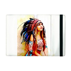 Indian 22 Apple Ipad Mini Flip Case by indianwarrior