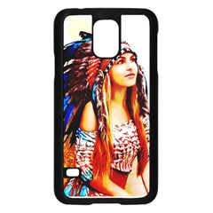 Indian 22 Samsung Galaxy S5 Case (black) by indianwarrior