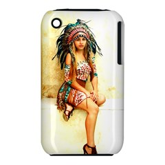 Indian 15 Apple Iphone 3g/3gs Hardshell Case (pc+silicone) by indianwarrior