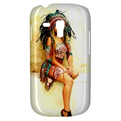 Indian 15 Samsung Galaxy S3 Mini I8190 Hardshell Case by indianwarrior